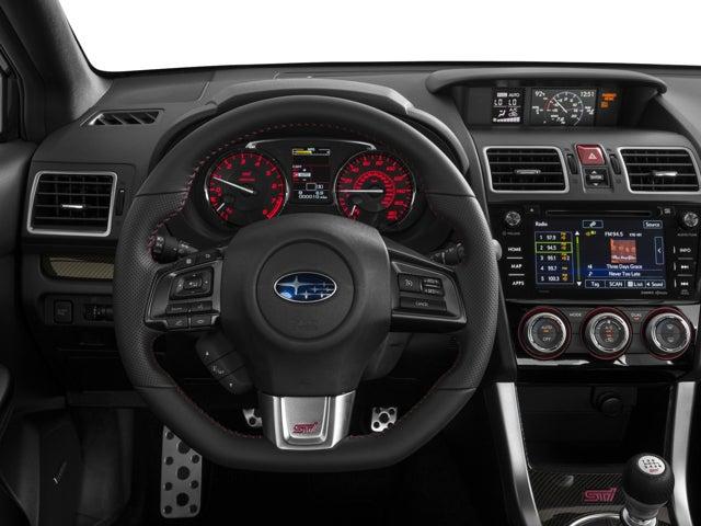 2017 Subaru Wrx Sti Limited In Hollidaysburg Pa Fiore Volkswagen